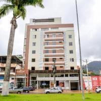 Grand Café Hotel, hotel in Manhuaçu