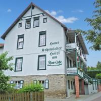 Haus Kehrwieder - Hotel am Kur-Café, hotel in Bad Suderode