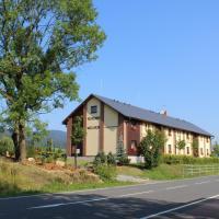 Penzion Ječmínek, hotel in Červená Voda