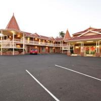 Abel Tasman Motor Inn, hotel em Dubbo
