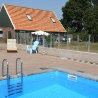 Spacious Holiday Home with Swimming Pool in Rekken