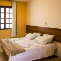 Hotel Pousada Trevo, отель в городе Жекие
