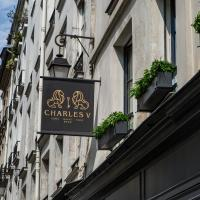 Charles V, hotel in 4th arr., Paris