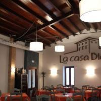 Hotel-Restaurante Casa Blava Alzira, отель в городе Альсира