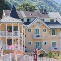 Chalet-Hôtel Le Belvédère, hotel in Brides-les-Bains