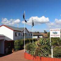 Bk's Counties Motor Lodge, hotel in Pukekohe East
