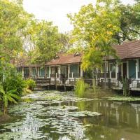 Le Charme Sukhothai Historical Park, hotell i Sukhothai