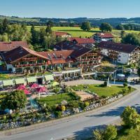 Parkhotel am Soier See, hotel en Bad Bayersoien