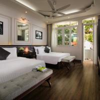 Golden Rooster Hotel, hotelli kohteessa Hanoi