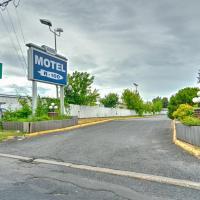 Motel R-100, hotel near Montréal/St-Hubert Airport - YHU, Longueuil