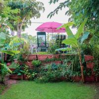 Holiday garden apartment