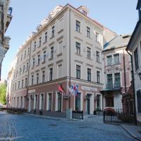 Hotel Justus, hotel in Riga