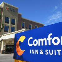 Comfort Inn & Suites Boise Airport, hotel near Boise Airport - BOI, Boise