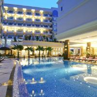 LK Miracle Suite, hotel in Pattaya South
