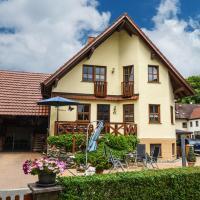 Ferienappartement Balik, отель в городе Бад-Штаффельштайн