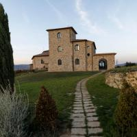 Podere Montale Winery, hotell i Seggiano