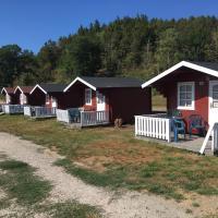 Dynestrands camping, hotell i Strömstad