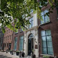 Stadsvilla Mout Rotterdam-Schiedam, hotel Schiedamban