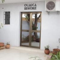 Ouaka, hotel in Ouagadougou