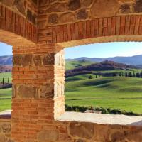 RELAIS VAL D'ORCIA, hotel in Pienza