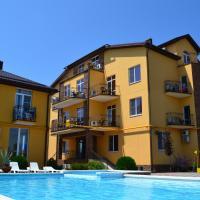 Hotel Avalon, hotel in Nizhneye Dzhemete