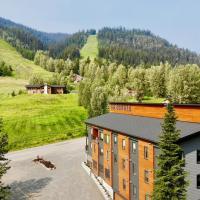 The Burfield, hotel in Sun Peaks