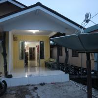 Homestay Tanjung Duata Bohe Silian, hotel di Maratua Atoll