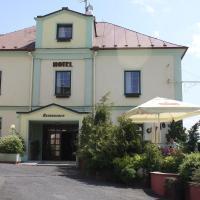 Hotel Hubertus, Hotel in Lázně Kynžvart