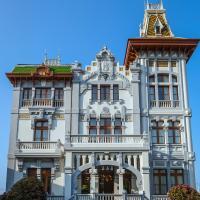 Hotel Villa Rosario, hotel in Ribadesella