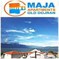 Apartments Maja, hotel in Star Dojran