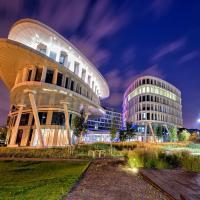 Sound Garden Hotel Airport, hotel di Warsawa