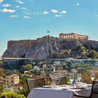 Electra Metropolis, hotel in Athene