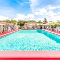 Econo Lodge Inn & Suites, отель в городе Флорида-Сити