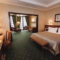 Hermitage Hotel, hotel in Brest