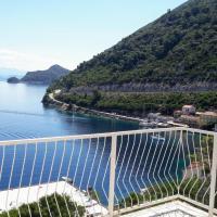 Sea view apartment for two,Sobra, hotel in Babino Polje