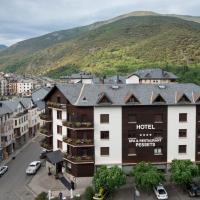 Hotel Restaurant Pessets & SPA, hotel en Sort