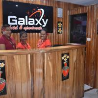 Galaxy Hotel & Apartments, hotel in Labasa