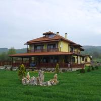 Vila on a Lake Lyastoviche Gnezdo near Troyan