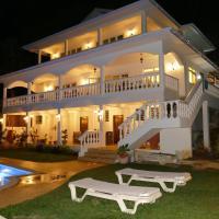 Villa Karibu, hotel in Au Cap