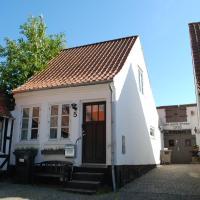 Hyggeligt byhus i hjertet af Sønderborg