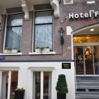 Hotel Fita, hotel en Barrio de los Museos, Ámsterdam