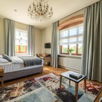 Pałac Warlity – hotel w Olsztynku