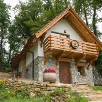 Vineyard Cottage Hram Rataj, hotel v mestu Novo Mesto