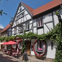 Weinhotel Oechsle & Brix, hotel sa Sommerhausen