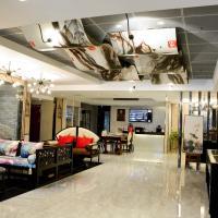 Xinyi Art Suit Hotel, hotel perto de Aeroporto Internacional de Chongqing Jiangbei - CKG, Chongqing