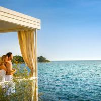 Amber Sea Luxury Village Mobile Homes, отель в городе Новиград