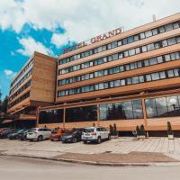 Hotel Grand, hotel in Sarajevo