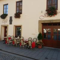 Penzion Jakub, отель в городе Ланшкроун