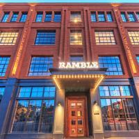 The Ramble Hotel, hotel in Denver