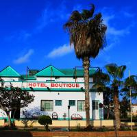 La Casa de Algodon, hotel in Huacho